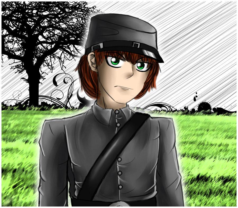 900x788 Rq Irish Confederate Soldier By Bubblegumbloo