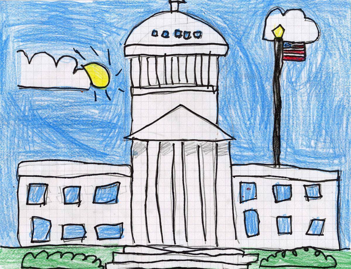 1200x920 Draw The Us Capitol Building Capitol Building, Social Studies