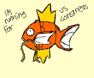 300x250 Lame Pokemon Runs For Us Congress