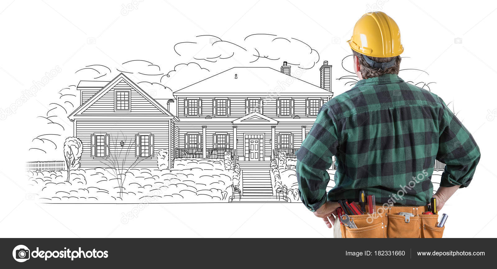 1600x868 Male Contractor With Hard Hat And Tool Belt Looking At Custom