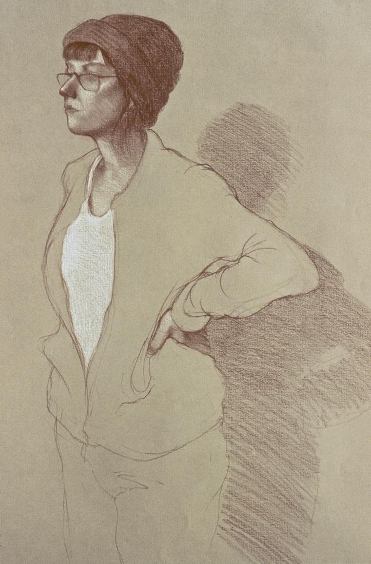 723x1100 Denise Mickilowski Drawings