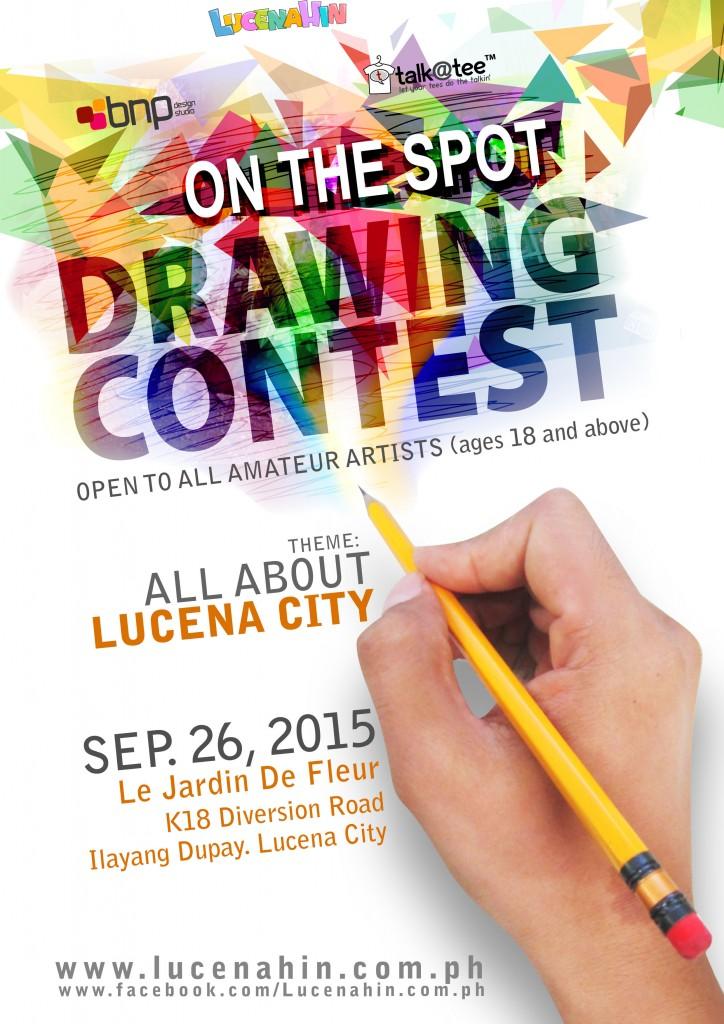 724x1024 All About Lucena Drawing Contest Mechanics Lucenahin Lucena