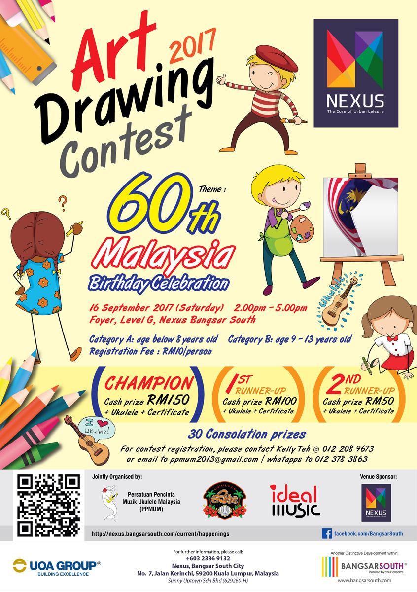 846x1200 Art Drawing Contest 2017 Nexus