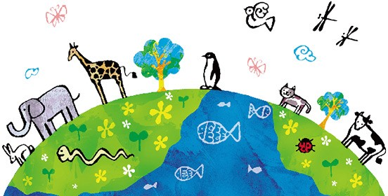 552x280 The 17th International Environmental Children's Drawing Contest