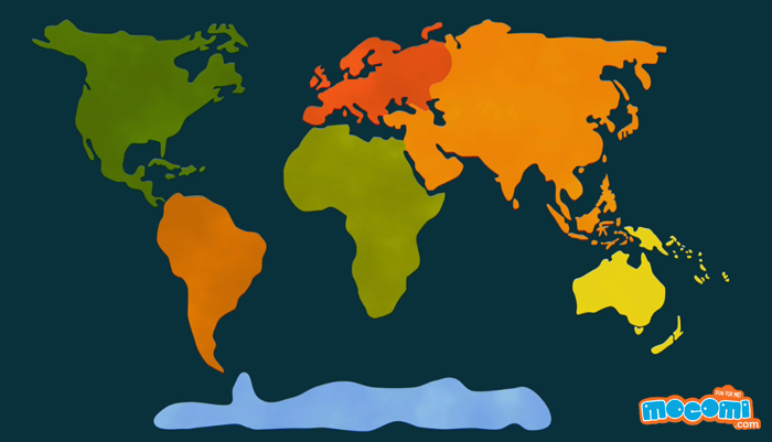 700x401 Continents Of The World