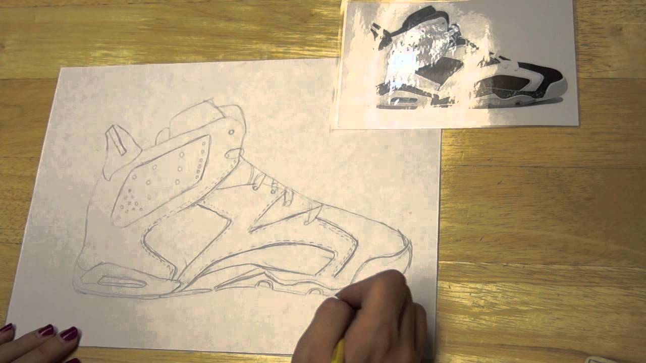 Continuous Contour Line Drawing Definition : Contour shoe drawing at getdrawings.com free for personal use