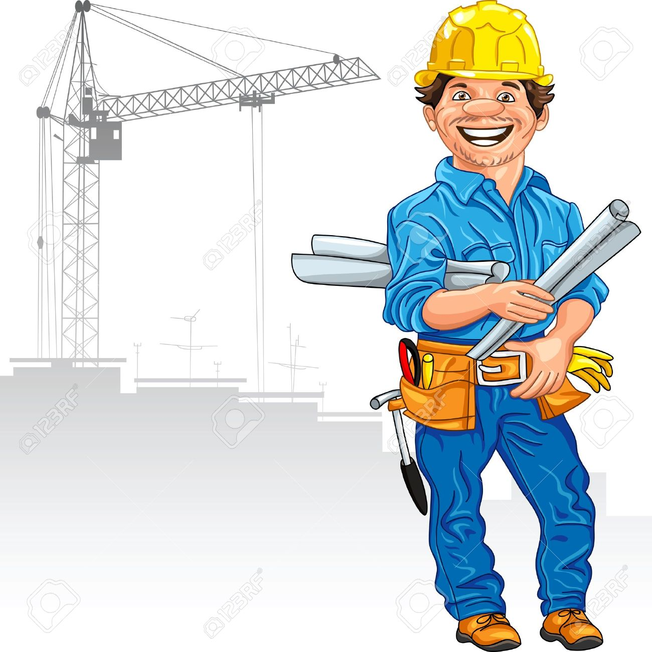 Contractor Drawing At Getdrawings Com Free For Personal