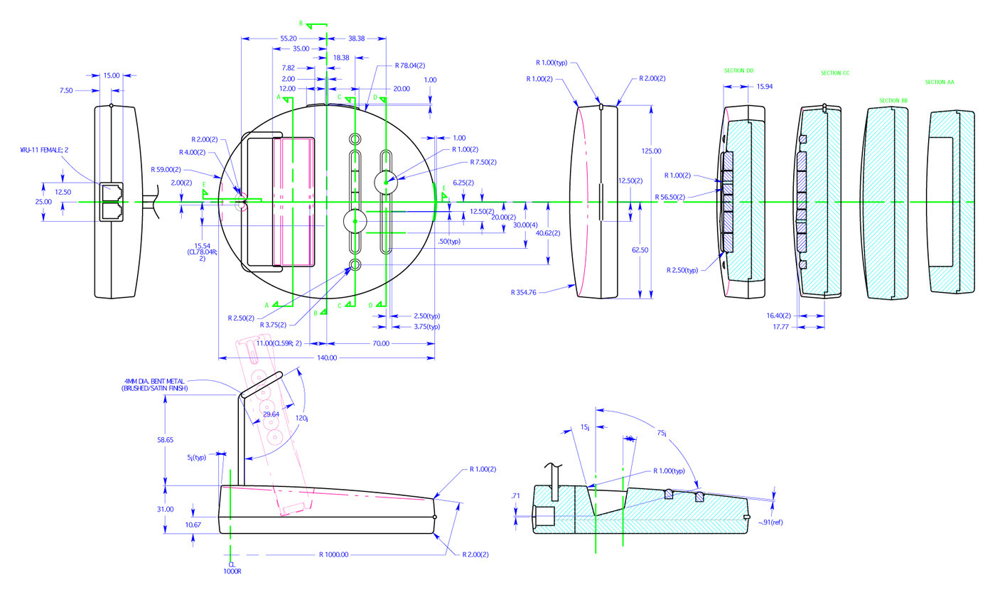 1400x840 Cad Product Design Control Drawings By Bruce Goldstein