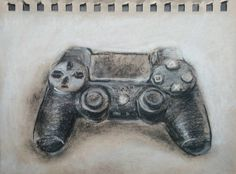 236x174 Xbox Controller Drawing