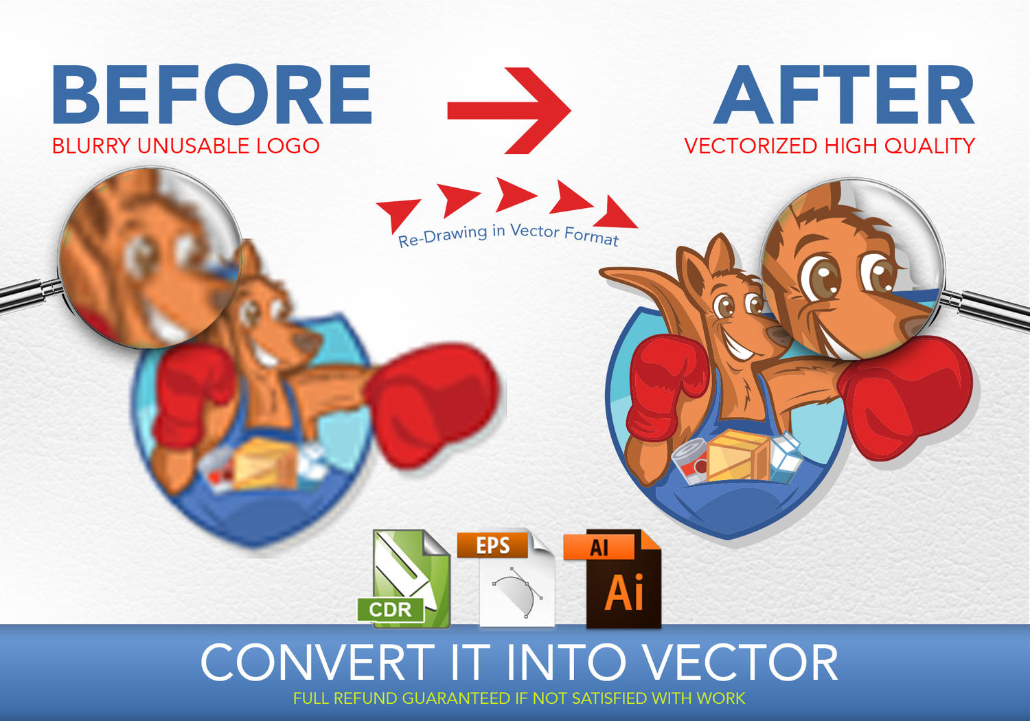 1500x1050 Convert Your Logo Or Drawing Into Vector By Graphicsc On Envato Studio