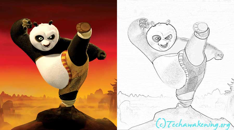 900x500 How To Convert Your Photo To Pencil Sketch Online For Free