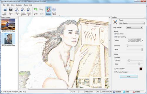 500x320 Free License Key Of Sketch Drawer V1.3 For Pc