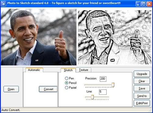 Convert Photo To Drawing Free at GetDrawings.com   Free for personal ...