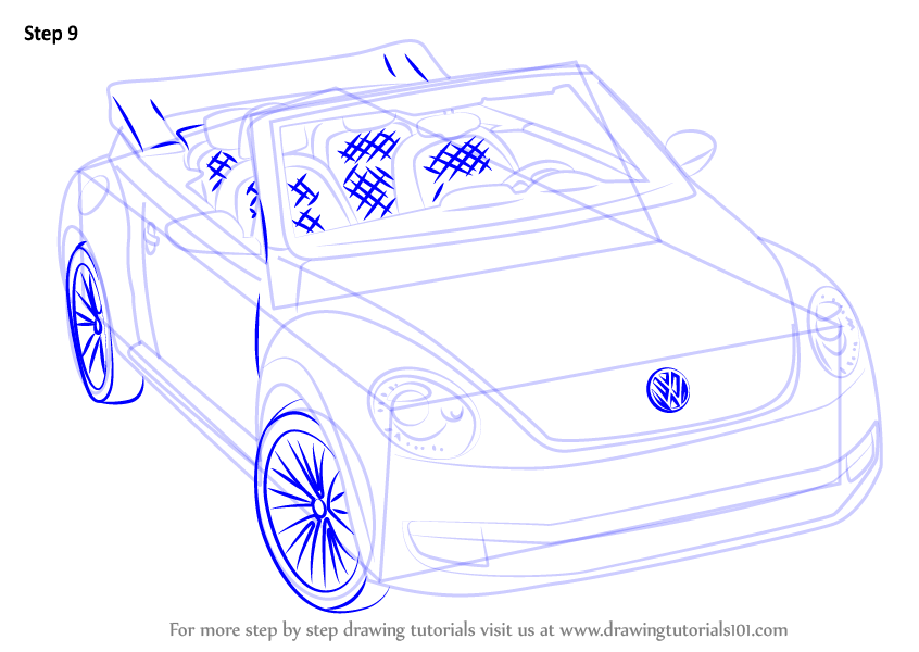 Convertible Drawing at GetDrawings.com | Free for personal use ... on white door drawing, jeep door drawing, scion door drawing,