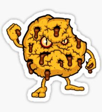 210x230 Chocolate Chip Cookie Drawing Stickers Redbubble