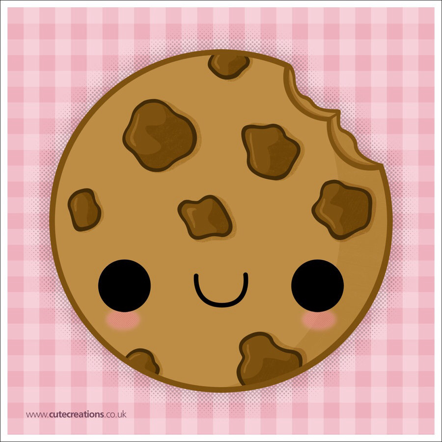 900x900 Chocolate Chip Cookie Cute Creations