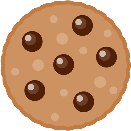 454x454 Draw A Simple Cookie Icon Bortonia