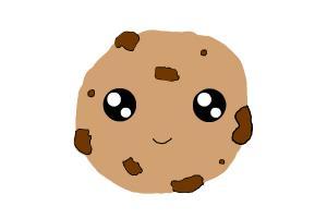 300x200 Kawaii Cookie