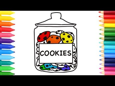 Who Took The Cookie From The Cookie Jar Book Impressive Cookie Jar Drawing At GetDrawings Free For Personal Use Cookie