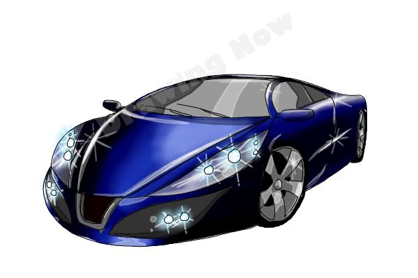Cool Car Drawing At Getdrawings Com Free For Personal Use Cool Car
