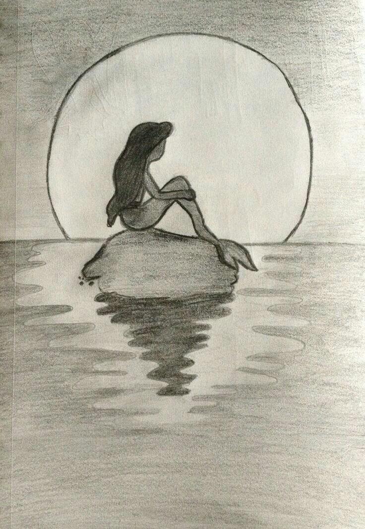 736x1066 Pin By Aleyna Asil On Kara Kalem Draw, Drawing Ideas