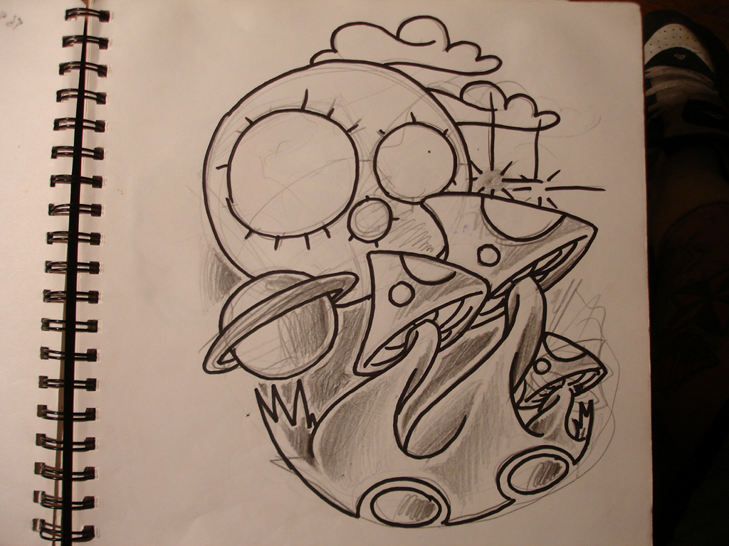 Line Drawing Face Tattoo : Cool drawing design ideas at getdrawings free for personal