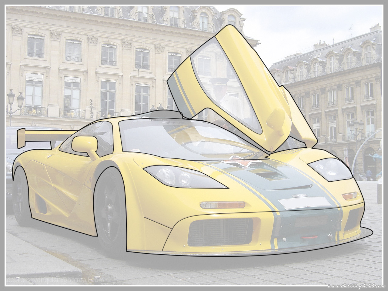 1280x960 16 Photoshop Drawing Cars Images