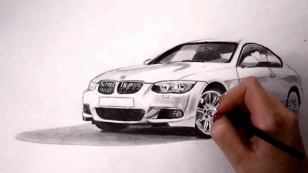 1024x576 Best Sketches Of Cars Here Some Images Of Cool Drawings Of Cars