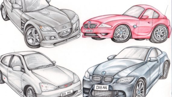 570x320 Pencil Drawing Of Cars Here Some Images Of Cool Drawings Of Cars