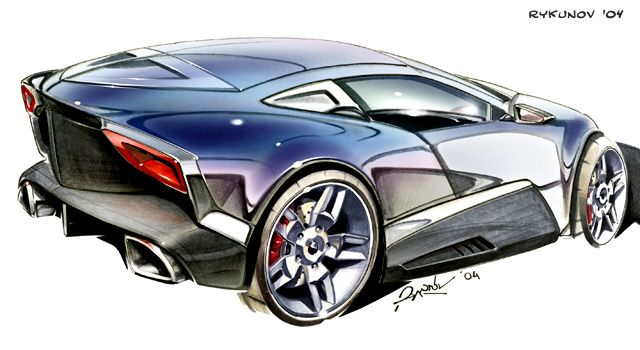640x350 Pictures Cool Car Sketches Pictures,