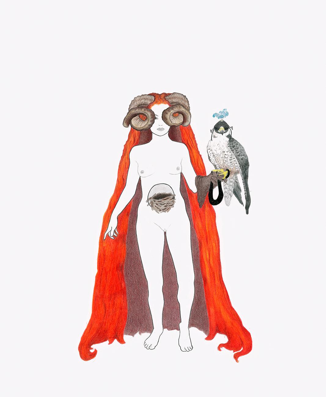 1067x1296 Parthenogenesis Self As Symbol In Lauren Levato39s