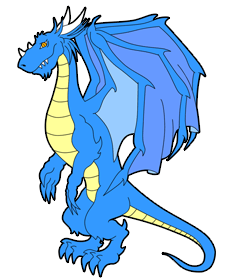 240x280 How To Draw Cartoon Dragons
