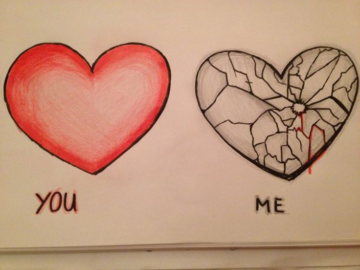 736x552 Drawings Of Heart Group