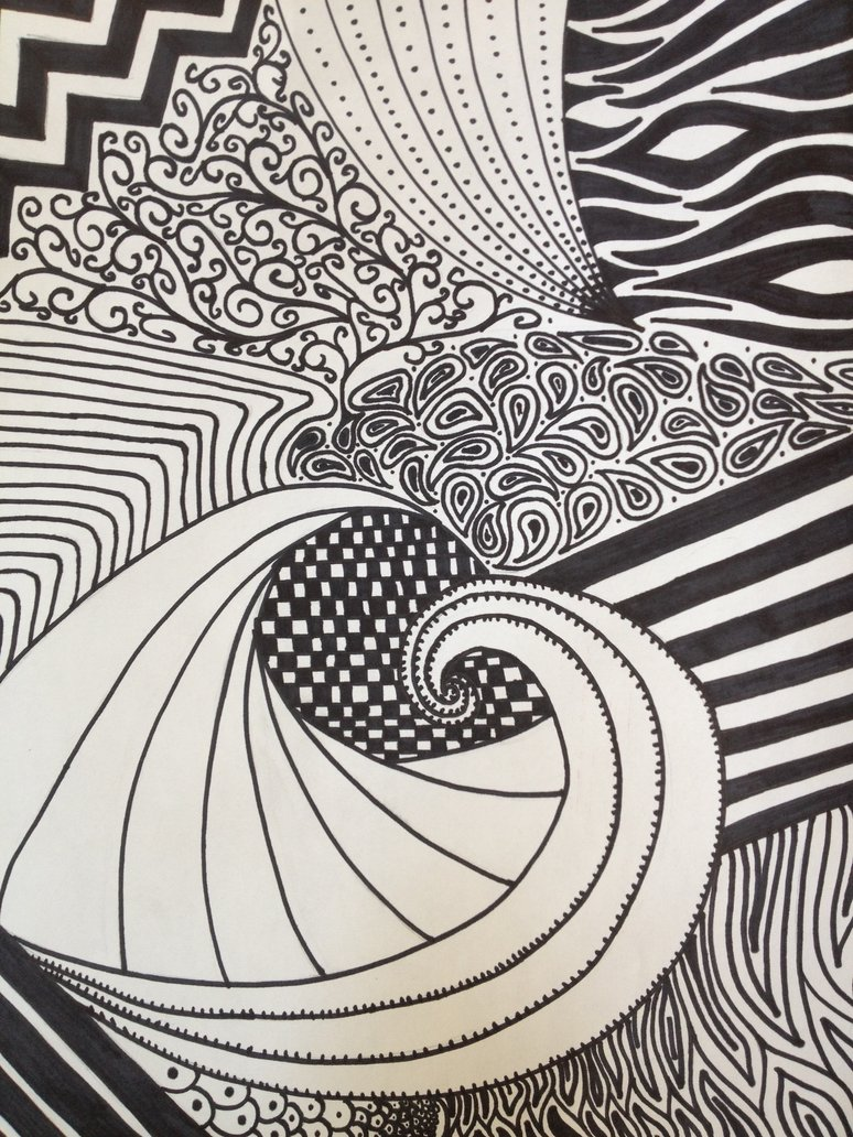 774x1032 Sharpie Drawing By Piggy Monster5805
