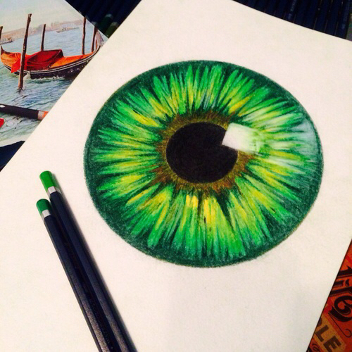 500x500 Art, Arts, Awesome, Cool, Draw, Drawing, Drawings, Eye, Eyes