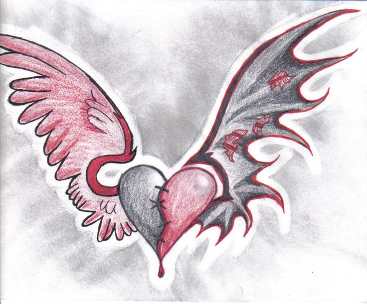 736x610 30 Best Heart Art Tattoo Images On Heart Tattoo