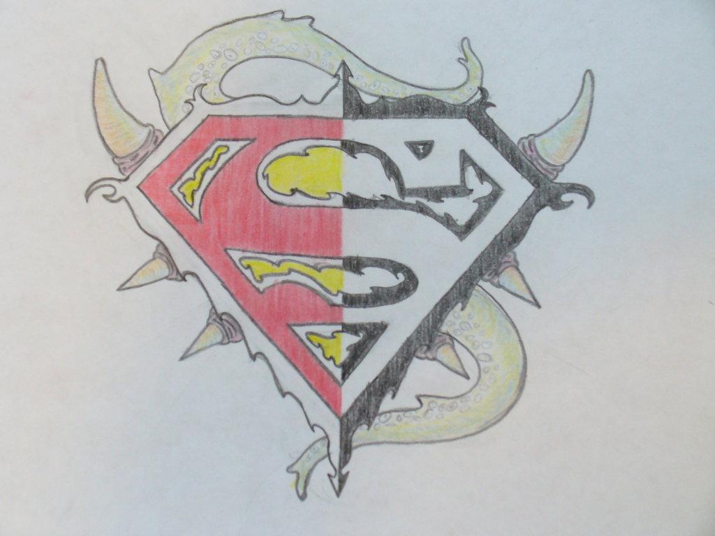 Supergirl Tattoo Designs