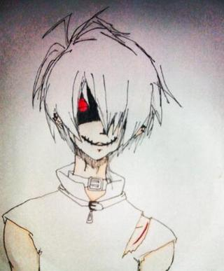 320x387 Cool Drawings Anime