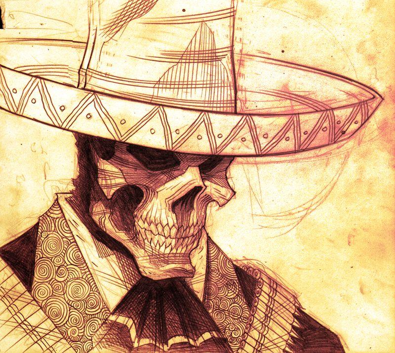 800x715 Mexico By ~tradd On Dia De Muertos