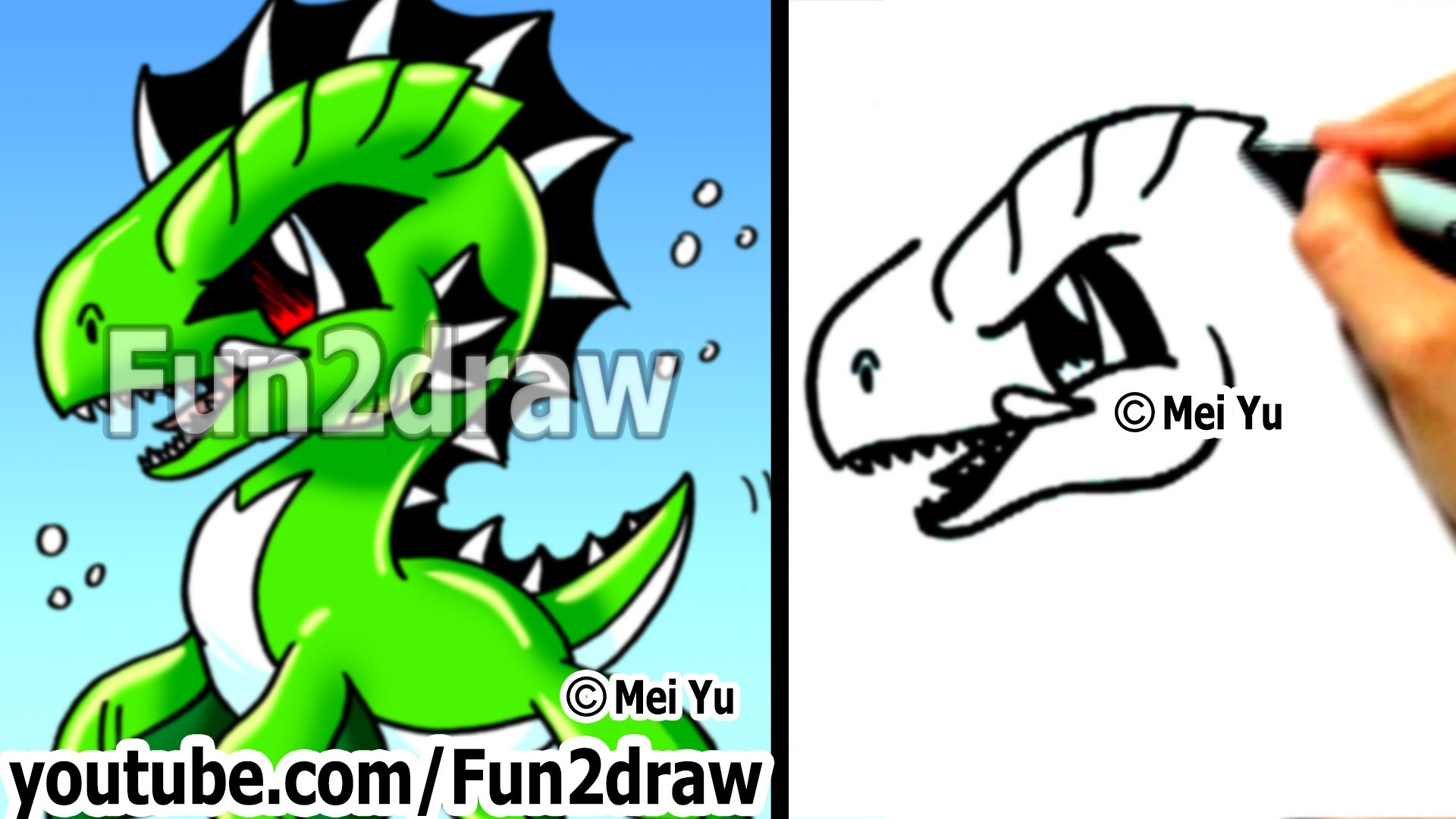 1920x1080 Easy Cartoon Drawings