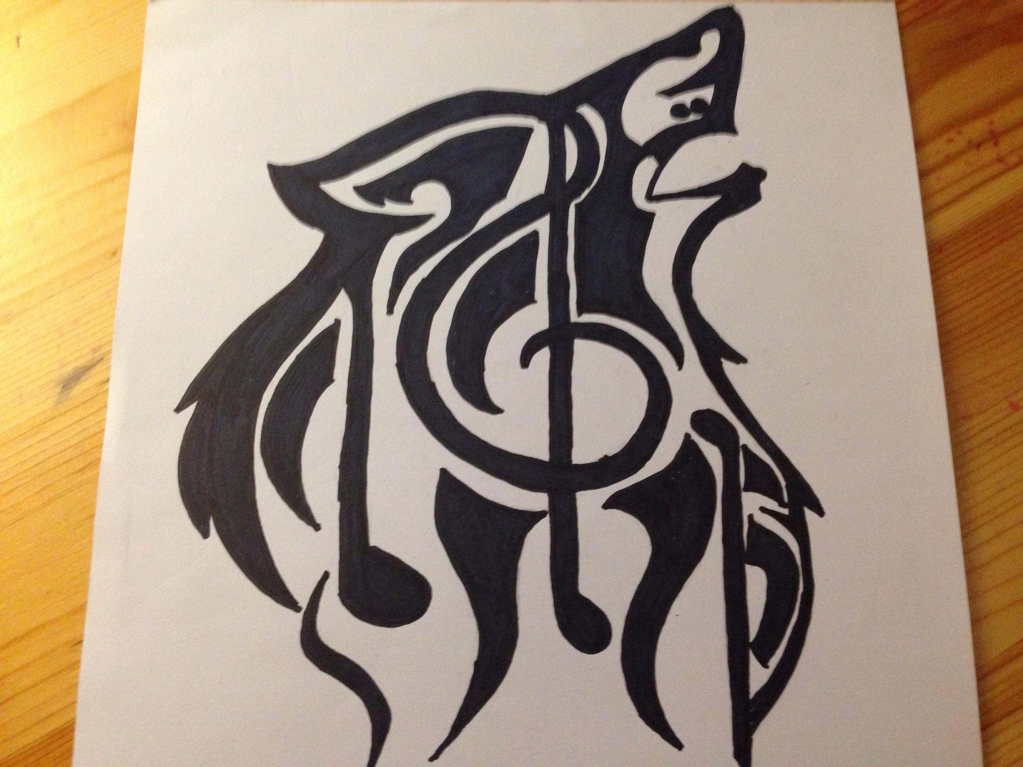 3264x2448 Cool Music Drawings Music Originalities
