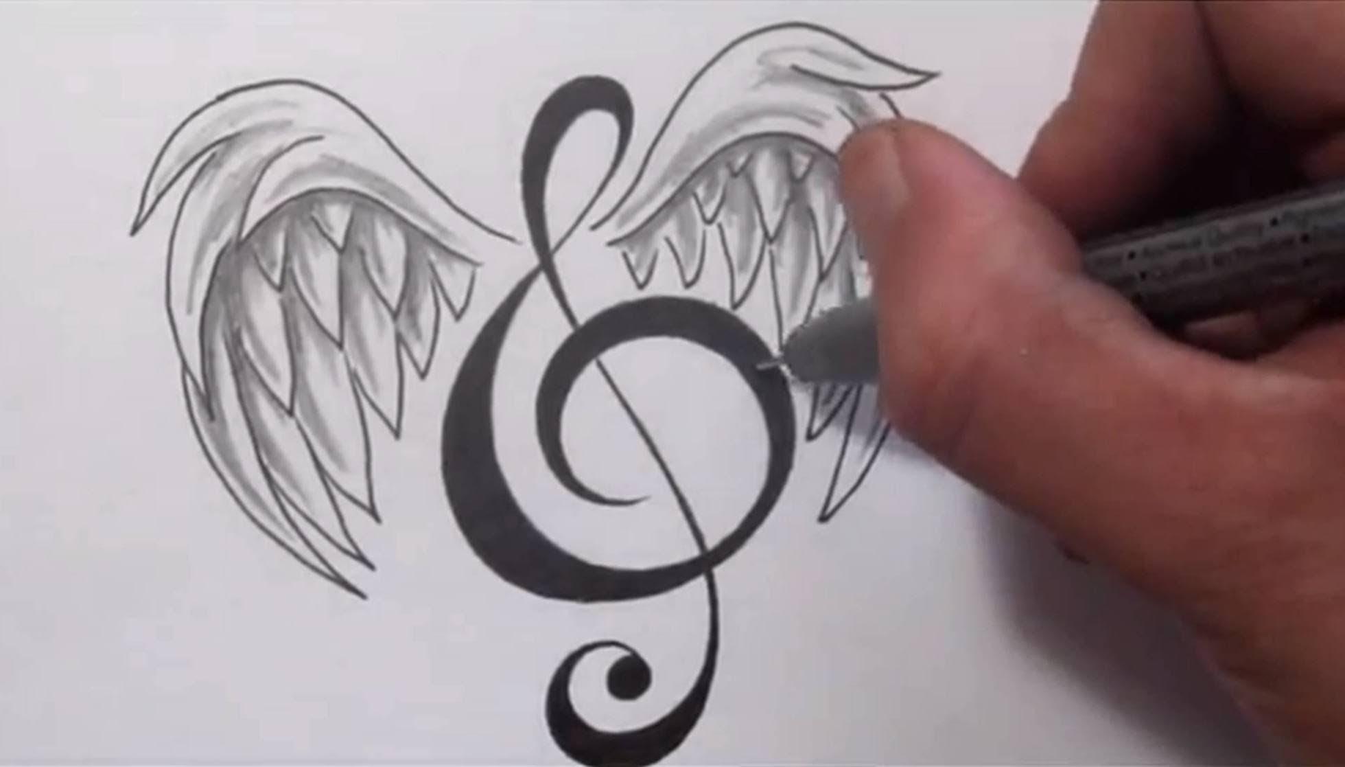 1960x1117 Music Tattoos