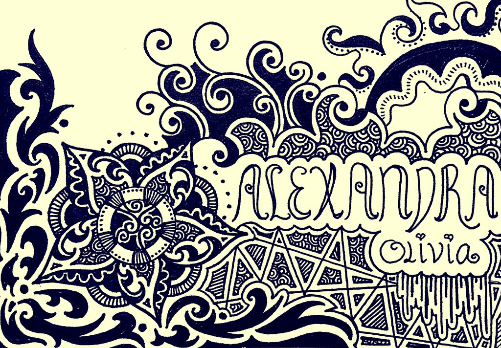 1024x712 Abstract Name Card Design By MilkySweets On DeviantArt