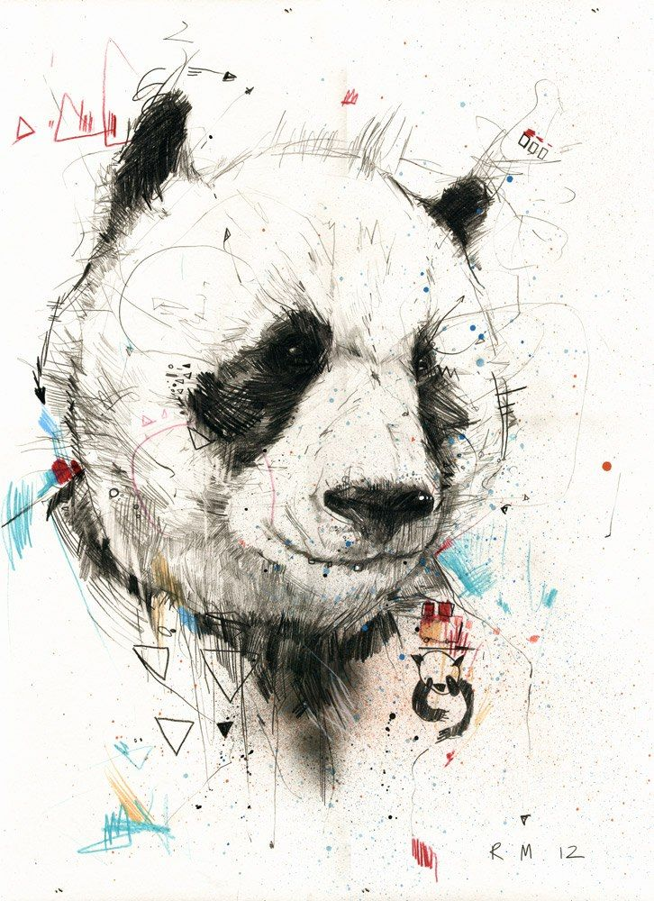 726x1000 14 Best My Art Images On Pinterest Panda And