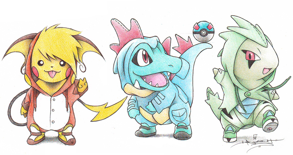 940x500 Cool Pokemon Pictures To Draw
