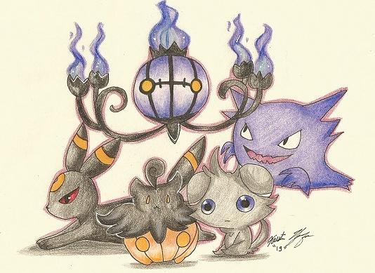 534x389 Pokemon By Rimme
