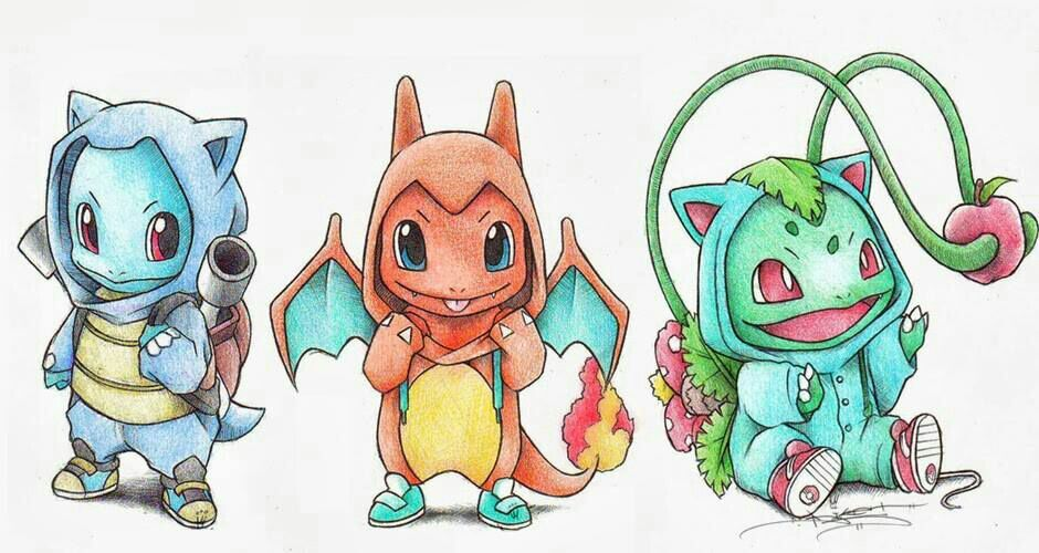 940x500 Pokemon Drawing