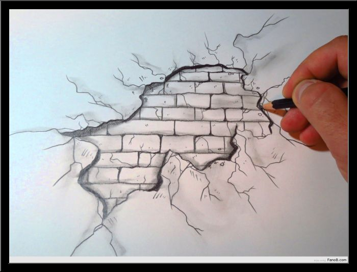 700x533 Best Selection Of Cool Simple Drawing Ideas That You'Ve Been