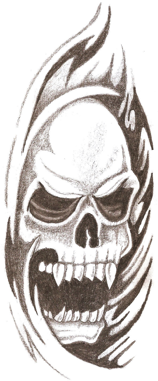 674x1618 Skull 6 By TheLob On DeviantArt