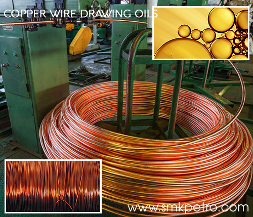 500x429 Copper Wire Drawing Oils, Industrial Speciality Lubricants